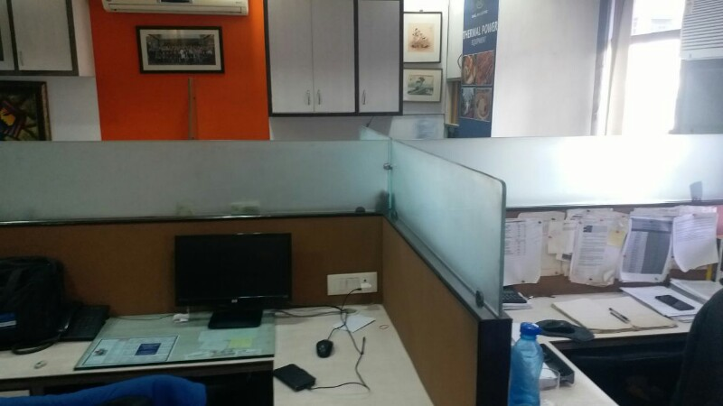 Furnished Office on rent in Nehru place ansal tower delhi