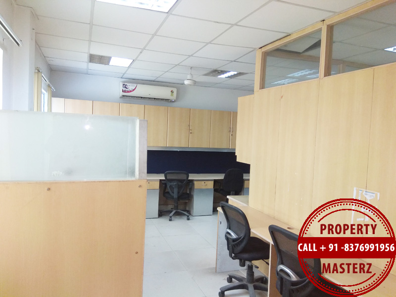 Furnished office space property on rent in nehru place 1800 sqft