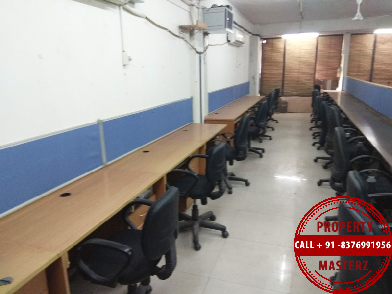 Call centre use Furnished office space on rent in nehru place