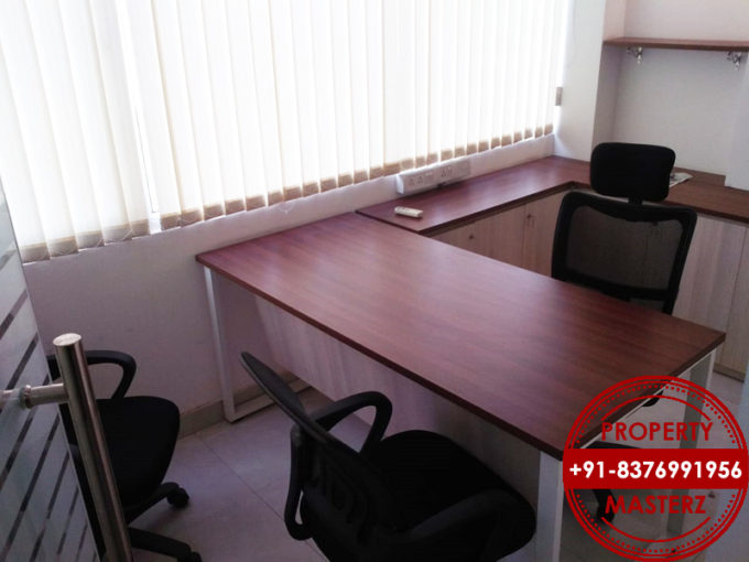 Commercial office space of 560 sq. Ft. Is available for rent in Nehru Place