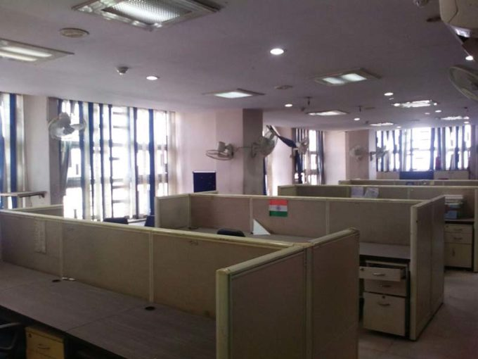 Office space property on rent – lease in nehru place 1500 sq ft