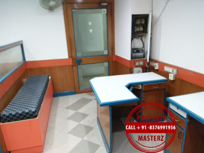 Furnished office space on rent devika tower nehru place