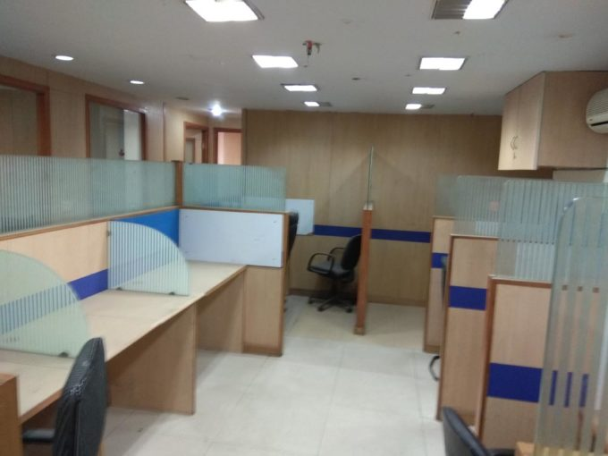 Nehru place 25 seater furnished office on rent