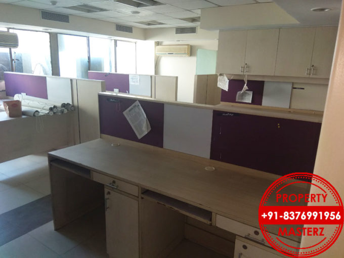 Fully furnished commercial office space 3000 ft furnished rent in nehru place