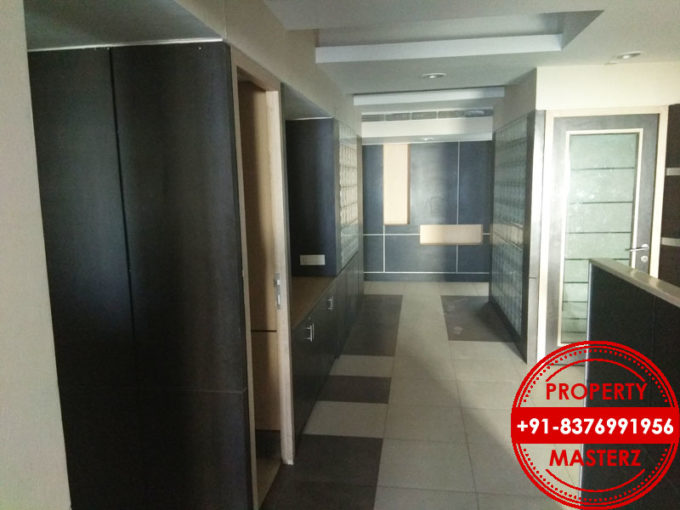 New furnished commercial office space of 2000 ft for rent in nehru place