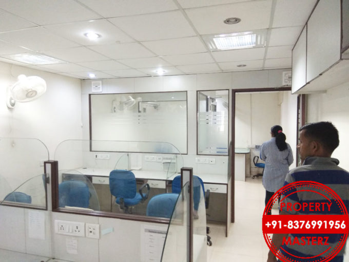 commercial office space 650 sq ft rent in  nehru place