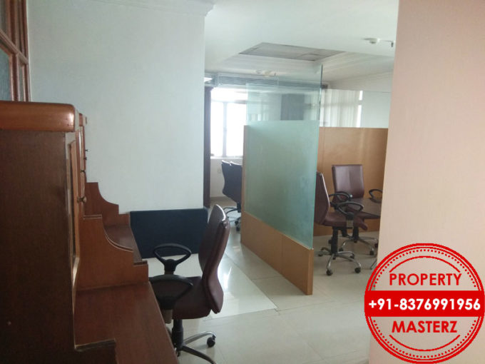 For Rent International Trade Tower Commercial office space of 980 sq ft In Nehru place