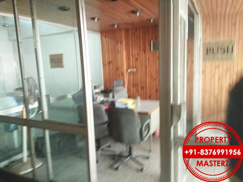 Commercial office space in 750 sq. ft is available for rent In nehru place