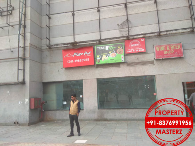 commercial office space of 2000 sq. Ft. Is available for rent in nehru place
