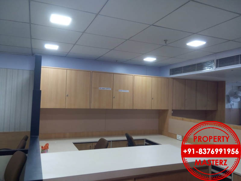 commercial office space 1100 ft rent in Ansal Tower nehru place