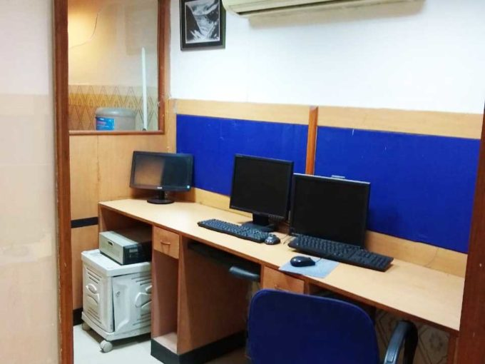 Devika towerNehru Place 480 sq ft fully furnished