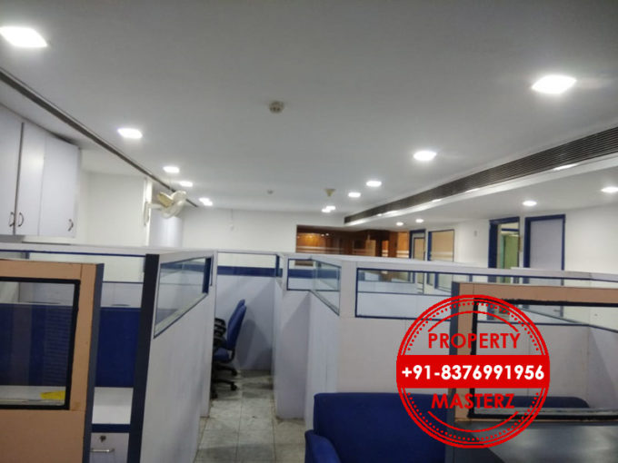 1900 sq ft furnished office nehru place