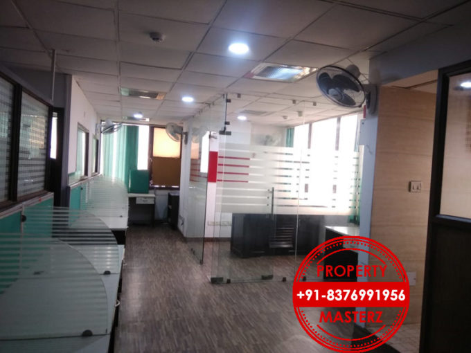 Nehru Place office Space 900 Sq Ft fully furnished Office on rent