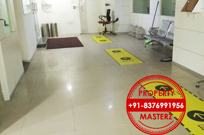 Commercial office space of 8500 sq. Ft Ground floor Nehru place