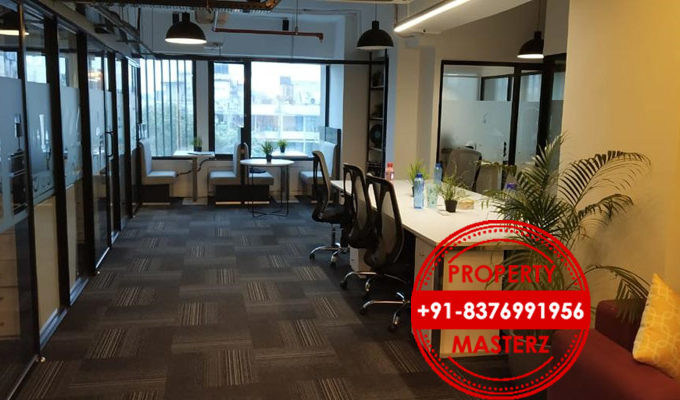 Coworking office space on rent in nehru place delhi