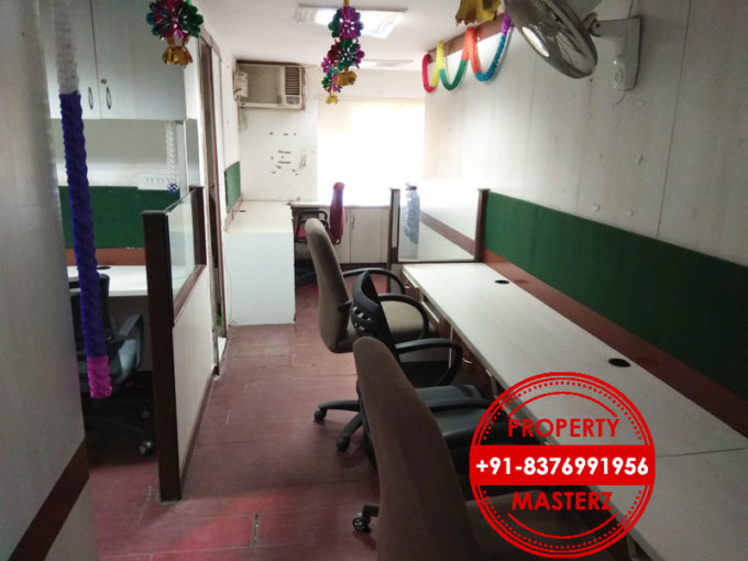 Commercial office space of 1000 sq ft Nehru Place